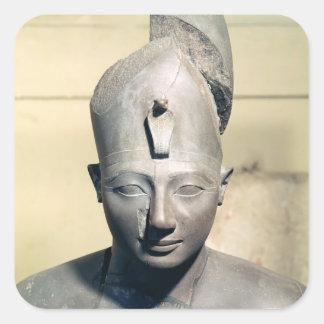 Tuthmosis IIIの彫像 スクエアシール