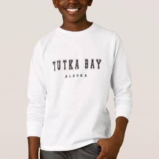 Tutka湾アラスカ Tシャツ