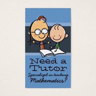 Tutor.Tutoring.Teacher.Learningの専門家 名刺