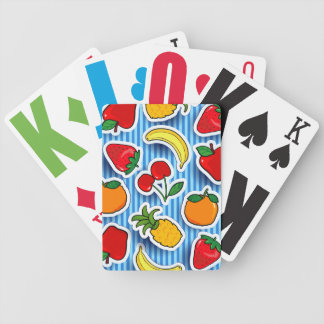Tuttiのfrutti、演劇カード バイスクルトランプ