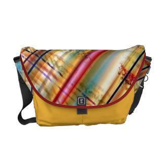 Tutti著作成される使用された物 メッセンジャーバッグ