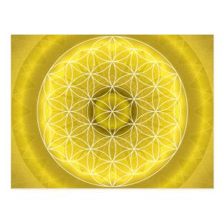 Tutti著作成される3太陽のな網状組織のチャクラ ポストカード