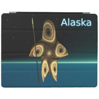 Tuvaaq -フラクタルのイヌイット族のハンター iPadスマートカバー