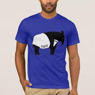 Tuxedo Tapir Tシャツ