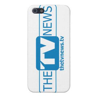 TVのニュースの公式のiPhoneの例 iPhone 5 Cover