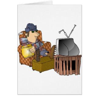 TVの人 カード