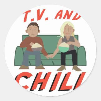 TV及び冷え ラウンドシール