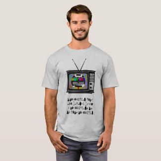 TV. テレビ Tシャツ