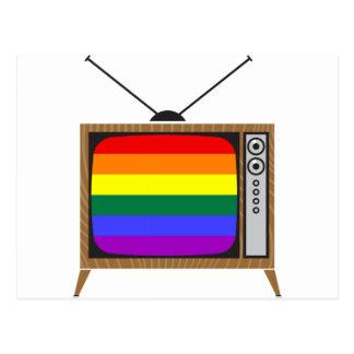 TV LGBT ポストカード