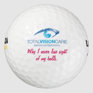 TVC_Why Iは決してsight_Personalized失いません ゴルフボール