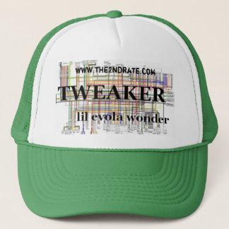 TWEAKERのトラック運転手の帽子 キャップ