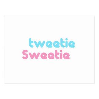 tweetieのキャンディ ポストカード