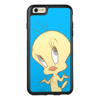 Tweetyの肩をすくめるしぐさ オッターボックスiPhone 6/6s Plusケース