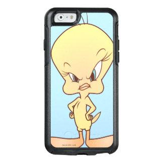 Tweetyの赤面の姿勢10 オッターボックスiPhone 6/6sケース