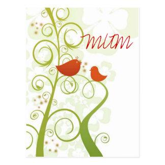 Tweetyの鳥のミイラ ポストカード