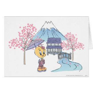 Tweety日本 カード