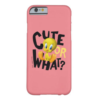 TWEETY™-かわいいまたは何か。 BARELY THERE iPhone 6 ケース