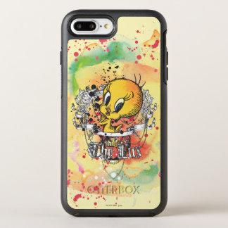 "Tweety ""ルクス"" オッターボックスシンメトリーiPhone 8 plus/7 plusケース"