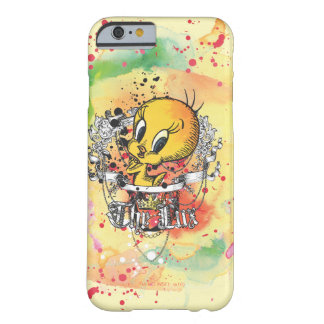 "Tweety ""ルクス"" barely there iPhone 6 ケース"