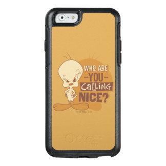 TWEETY™-呼んでいるニースとだれですか。 オッターボックスiPhone 6/6Sケース