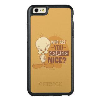 TWEETY™-呼んでいるニースとだれですか。 オッターボックスiPhone 6/6S PLUSケース