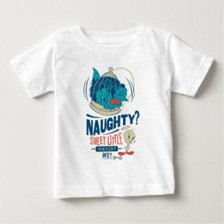 TWEETY™-甘く小さい潔白な人私か。 ベビーTシャツ