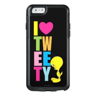 Tweety IのハートTweety オッターボックスiPhone 6/6sケース