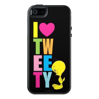 Tweety IのハートTweety オッターボックスiPhone SE/5/5s ケース