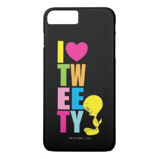 Tweety IのハートTweety iPhone 8 Plus/7 Plusケース