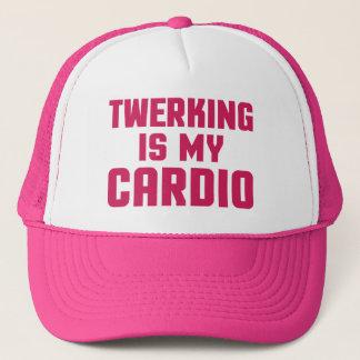 Twerkingは私の心臓おもしろいな体育館の引用文です キャップ