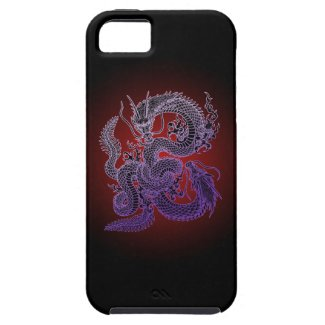 Twin-dragon(P) Case-Mate iPhone 5 ケース