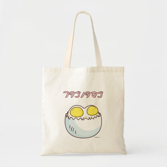 Twin Egg Tote Bag トートバッグ