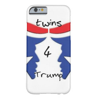 Twins4TrumpのiPhone 6/6sの場合 Barely There iPhone 6 ケース