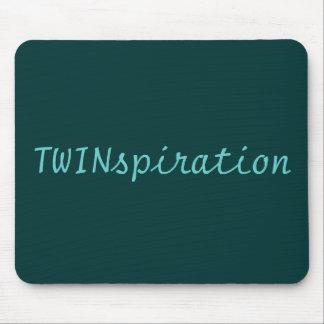 TWINspirationのマウスパッド マウスパッド