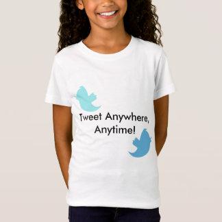 Twitterの子供 Tシャツ