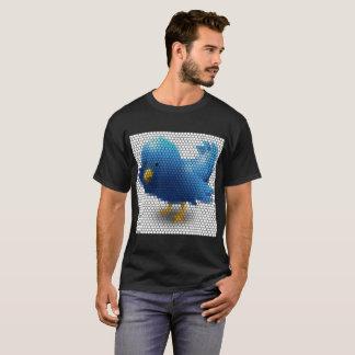 Twitterの小さい鳥 Tシャツ