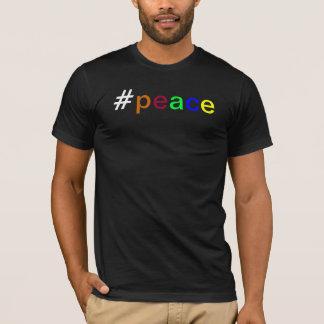 Twitterの平和 Tシャツ