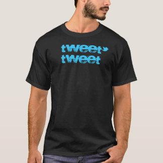 Twitterの熱狂者 Tシャツ