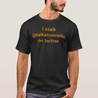 Twitterのtalkativeradio Tシャツ