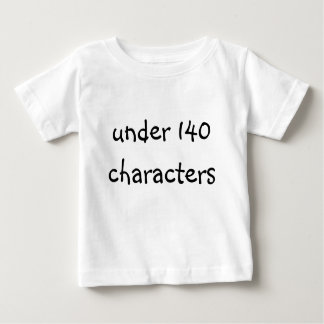 Twitter氏 ベビーTシャツ