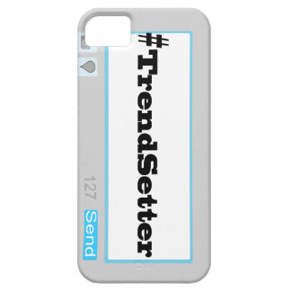 Twitter Hashtag #流行仕掛け人 iPhone SE/5/5s ケース