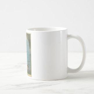 Twittering機械 コーヒーマグカップ