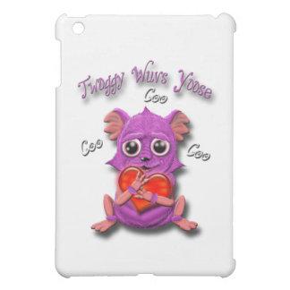 Twoggy Wuvs Yoose iPad Miniカバー