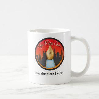 TWSのロゴのマグ コーヒーマグカップ