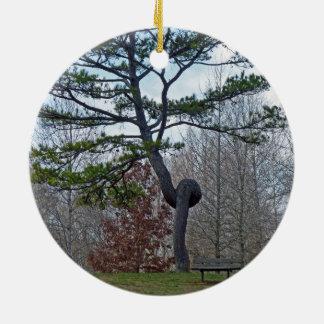 Twsitedの木 セラミックオーナメント
