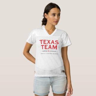 TXのチーム-女性のフットボールジャージー レディースフットボールジャージー