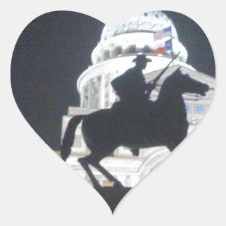 TX Capitol.jpgの前のレーンジャー ハートシール