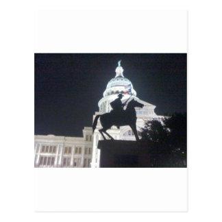 TX Capitol.jpgの前のレーンジャー ポストカード