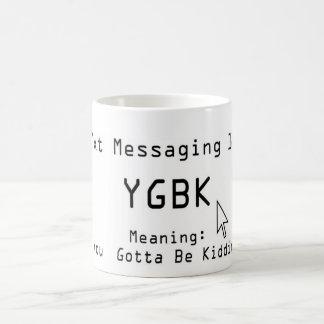 Txtのメッセージ101 モーフィングマグカップ
