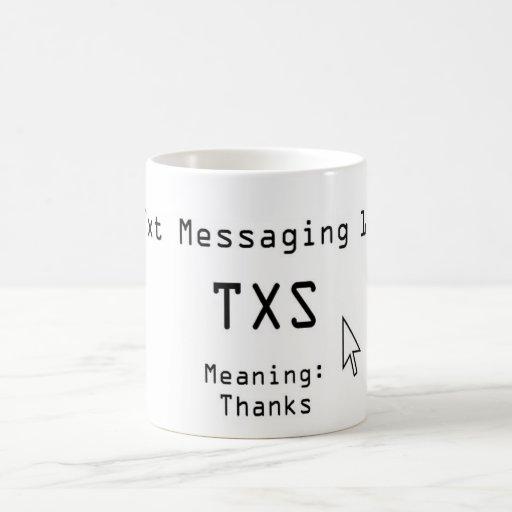 Txt|メッセージ|101 コーヒーマグ